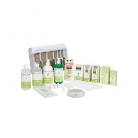 Clean + Easy Waxing Spa Full Service Kit, 220V EU Version