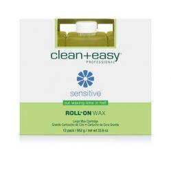 Large Sensitive Wax Refill - 12 pk