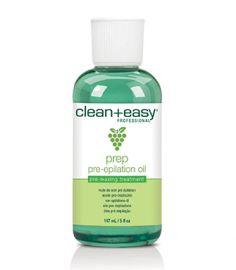 Prep Pre-Epilation Oil