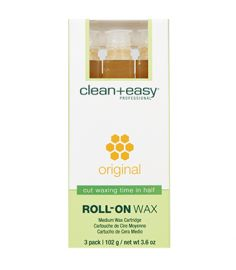 Medium Original Wax Refill - 3 pk