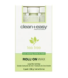 Large Tea Tree Crème Wax Refill - 3 pk
