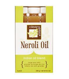 Large Neroli Oil Wax Refill - 3 pk