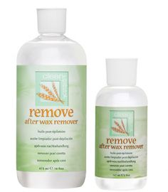 Remove Post-Wax Remover