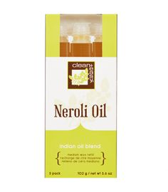 Medium Neroli Oil Wax Refill - 3 pk