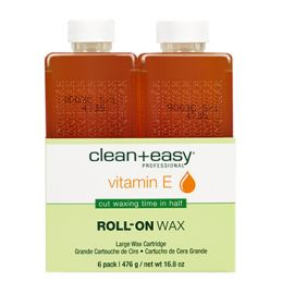 Large Vitamin E Wax Refill - 6 pk