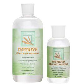 Remove Post-Wax Remover